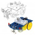 Mini robot line follower DIY KIT