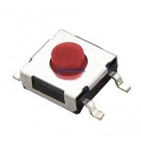 tact switch SMD  6x6,2x 4.3mm