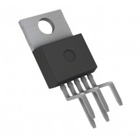 LM2596T-3.3 stabilizator 3A, 3.3V, impulsowy, TO-220-5