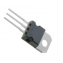 LM337 stabilizator regulowany -1.2 do -37V, 1.5A, TO220